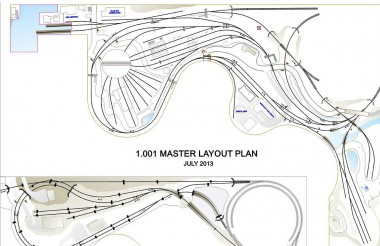 Model Railroad Layout Plans - 907