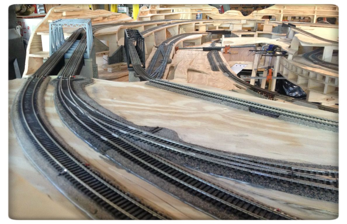 Build Custom Model Railroad | Model Scenery & Structure