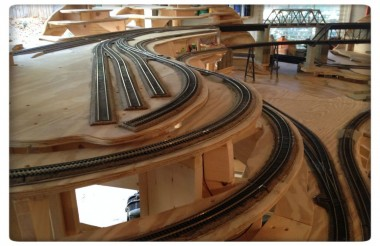Building a Model Railroad - 3