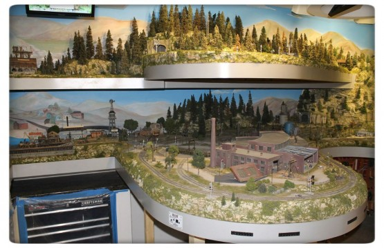 Model Railroad 197