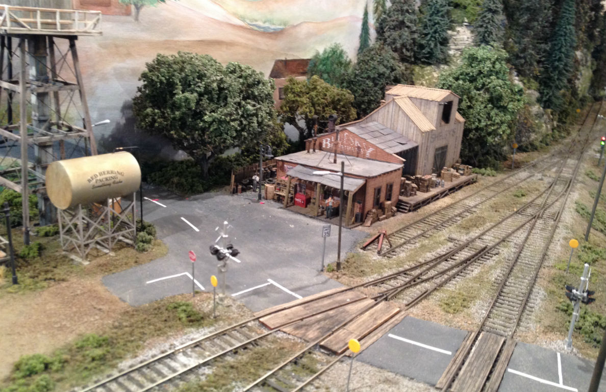 model railroads - layout planning