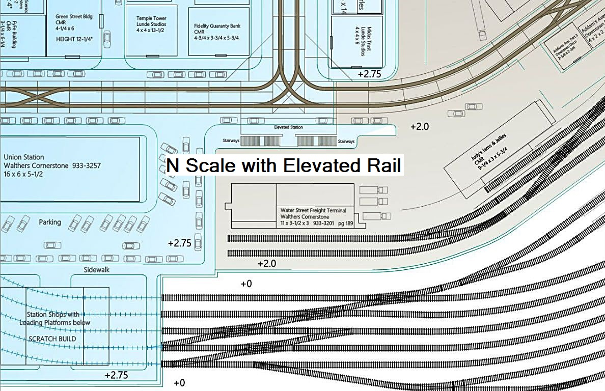 Design Model Scenery Structure Digitrax Wiring Diagrams Railroad Plans 306