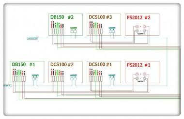 Model Train DCC Wiring - 218