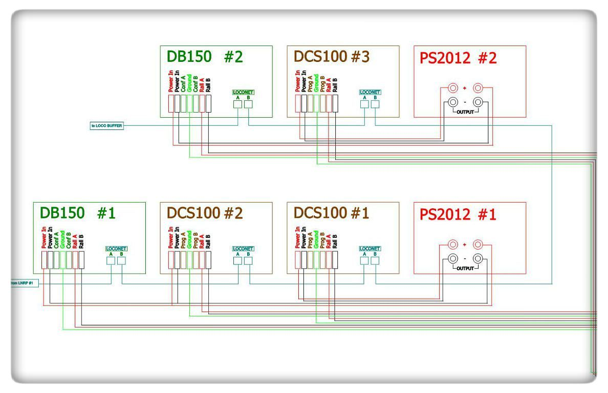 Dcc trains wiring diagram for bmw e
