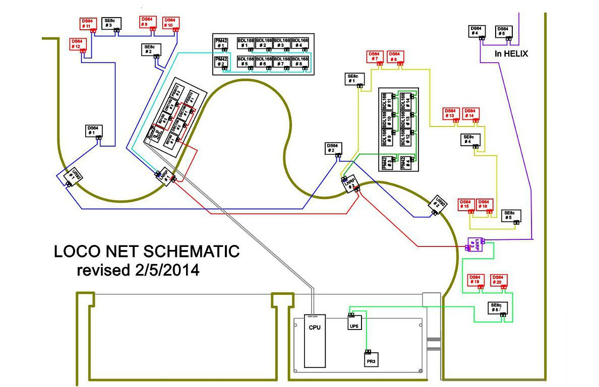 idec relay wiring diagram idec wiring diagrams database wiring dcc model train layouts