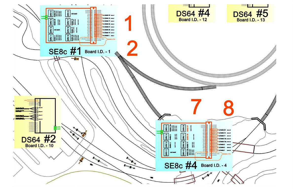 Ho Train Reversing Loop Wiring Diagram Will Be A Thing Bachmann Track Switch Schematic Model 18 Images Engine Basics